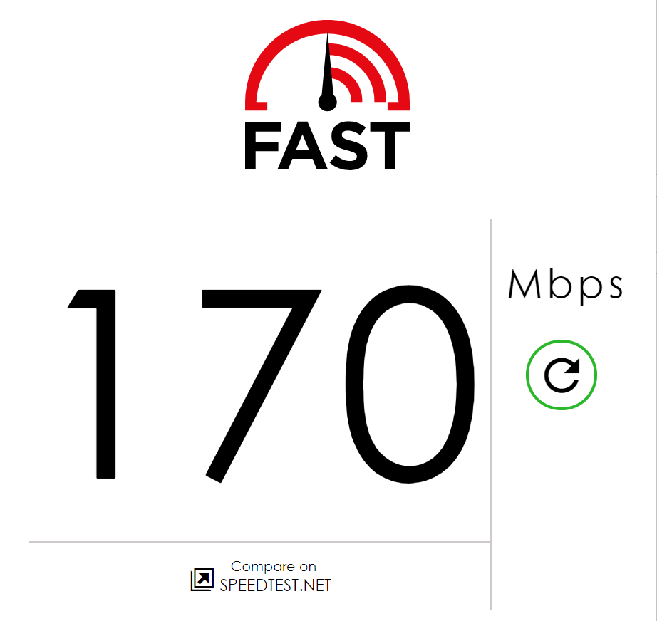 Fast.com 的测速结果](http://image.tengj.top/2019-08-17-160138.png)